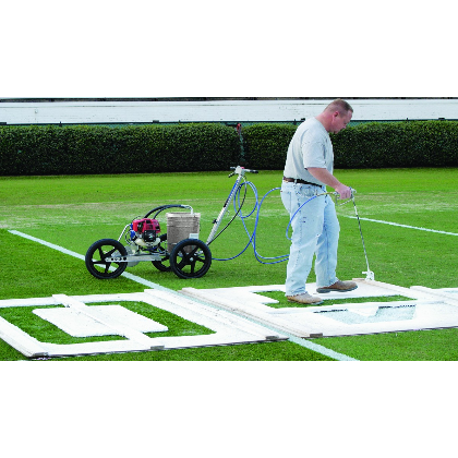 Stencil Marking made Easy with the Graco S100